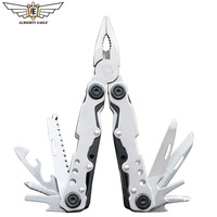 ALMIGHTY EAGLE Multifunctional plier edc Multi tool Knife Screwdriver Mini tools Camping equipment Survival Outdoor Hiking tool