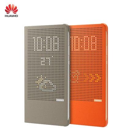 """imágenes para 100% Original Oficial Ventanas de Colores Cubierta Elegante Del Caso Del Tirón Para Huawei Honor 8 (6.6 """"pulgadas)"""