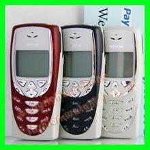 Nokia 8310 мобильный телефон Nokia дешевый телефон 8310 старых мобильных телефонов Восстановленный один год гарантии