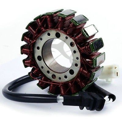 Motorcycle Stator Coil For Yamaha R6 YZFR6 YZF R6 1999-2002 2000 2001 MagnetoMotorcycle Stator Coil For Yamaha R6 YZFR6 YZF R6 1999-2002 2000 2001 Magneto