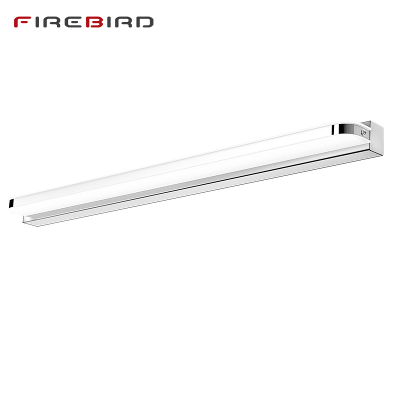 LED Wall Lamps Bathroom Mirror Front Lights 40CM 50CM 60CM 70CM 80CM Modern Wall Sconces Modern Indoor Lighting MFL01