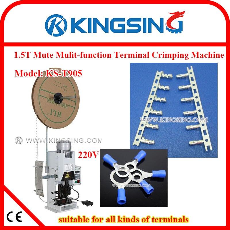 15T Multi function Wire Harness Crimping Machine, Semi automatic