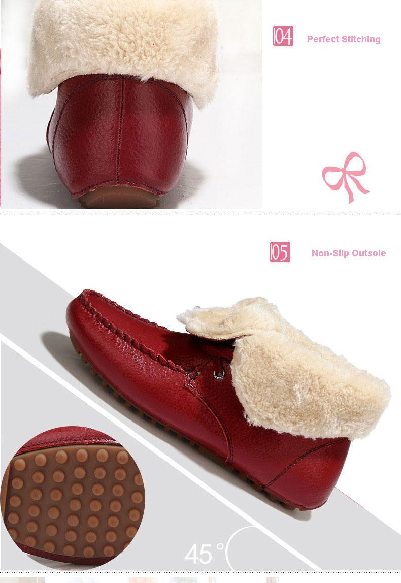 AH 5790 (10) women plush boots