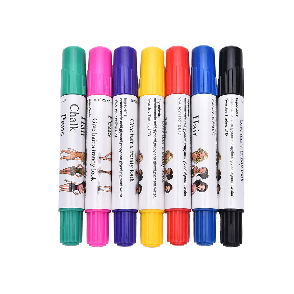 Easy Use Non Toxic Temporary Hair Color Spray Many Colors Easy