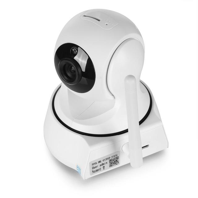 SANNCE Home Security IP Camera Wi-Fi Wireless Mini Network Camera Surveillance Wifi 720P Night Vision CCTV Camera Baby Monitor