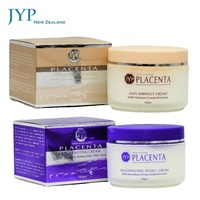JYP Sheep Placenta Day Cream Rejuvenating Night Cream Face Body Care Set Safe High Quality Moisturizing