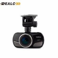 Dealcoo Ambarella A12 Auto Car Camera DVR Full HD 2560*1440P GPS Logger video Recorder dashcam Black Box GPS Registrator D201