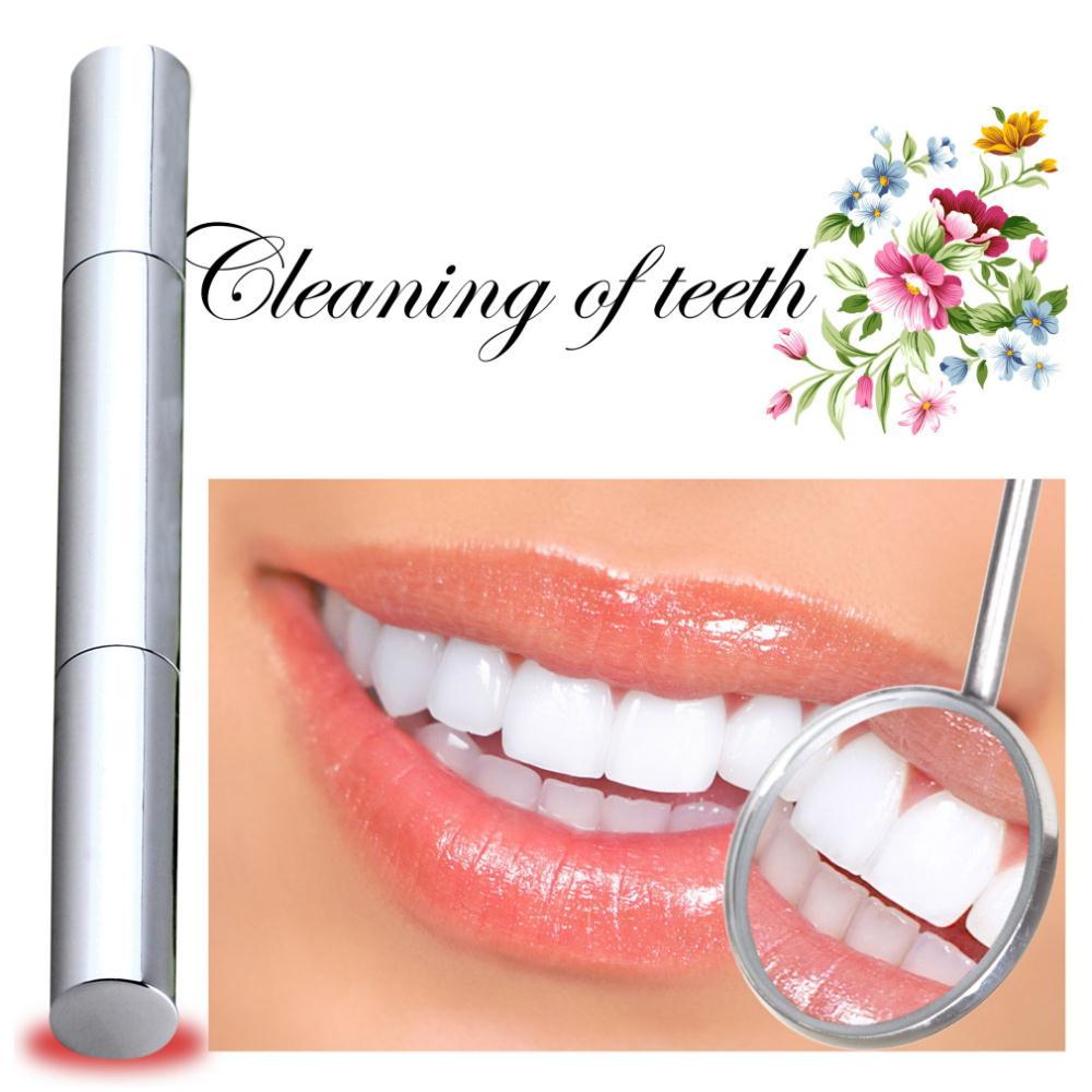 Profesional Pemutihan Gigi Kit Populer Putih Gigi Whitening Pen Tooth Gel Pemutih Bleach Hapus Noda kebersihan mulut HOT