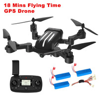Bayangtoys X30 RC Drone GPS With Camera 5G FPV WIFI 18 Mins Fly Time Quadrocopter Follow The Shooting Foldable RC Dron VS XS812