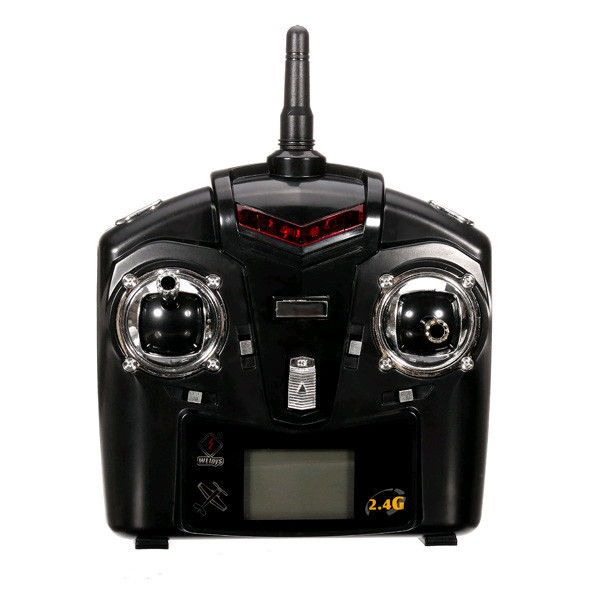 Free Shipping WLtoys 2 4G 3CH Transmitter For F949 F959 RC Airplane
