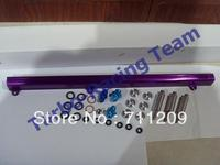 Fuel Rail Conversion Kit For TOYOTA Supra 1JZ 1JZGTE 1JZ 1JZGTE MK3 INJECTOR