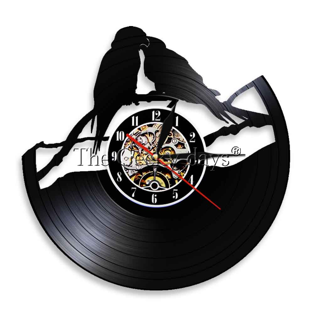 Fine 1piece Dj Creative Lp Vinyl Wall Clock Music Led Lighting Personalized 12 Disco Customize Name Laser Etched Handmade Art Lamp Wall Clocks