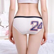 00ed91aea Sexy Panties Women Underwear Cotton Comfort Seamless Girls Lovely Print  Briefs Breathable Women Lingerie Underwear(