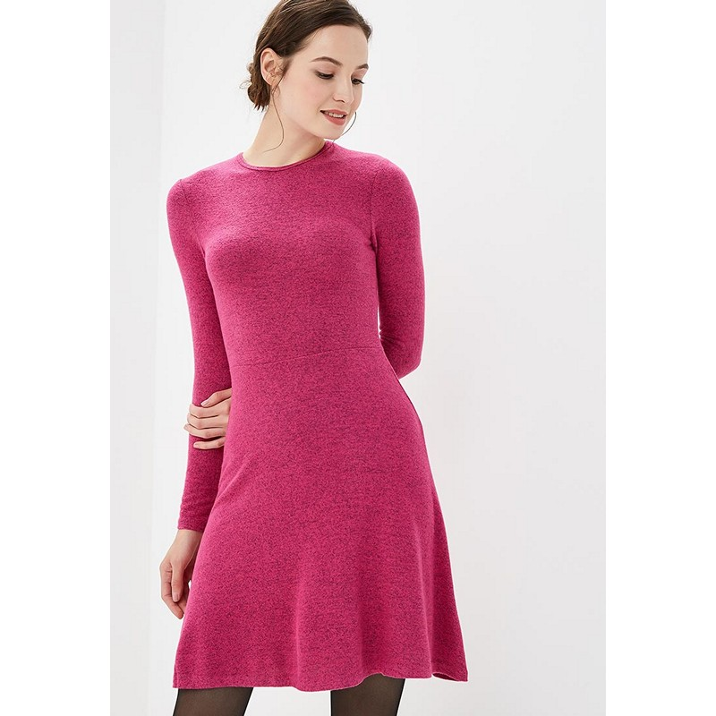 Dresses MODIS M182W00601 dress cotton clothes apparel casual for female for woman TmallFS dresses befree 1731067548 woman dress cotton long sleeve women clothes apparel casual spring for female tmallfs