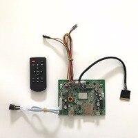 MV59BAD Universal USB SD Media Player Board For 11 6 Inch 1366x768 B116XW03 40 Pin LED