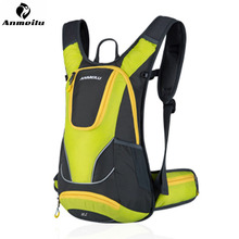 12L Ultralight Cycling Motorcycle Backpack Bags Rucksack Bicycle Bike Cycling Hiking Climbing Bag with Rain Cover цена