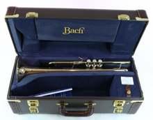 Профессиональный уровень труба bb с #43 золотой Латунный Колокольчик