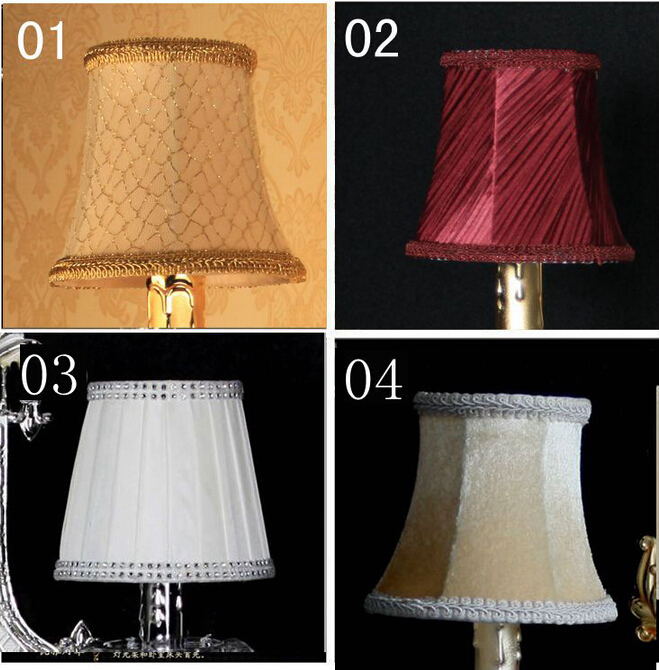 newly lamp shades chandelier fabric lamp shades covers free - Discount Chandeliers