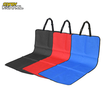 CANDY KENNEL High Quality Oxford Cloth Waterproof Pet Car Front Seat Cover Small Dog Cat Carriers Seat Mat Drop Shipping D1085