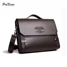 Polo videng sac de luxe marque hommes messenger épaule sacs pâtes exécutif masculin sac à main en cuir porte-documents bolsos sac un principal