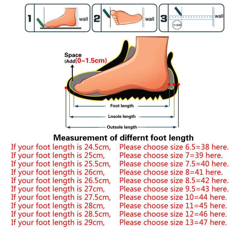 Surgut Merk Echt Lederen Schoenen Zomer Nieuwe Grote Omvang Mannen Sandalen Mannen Sandalen Mode Sandalen En Slippers Big Size 38-47