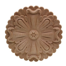VZLX Wood Crafts Log Slices Discs Cutout Circle Round Large Decor Wooden For Wedding DIY Home Decoration Accessories Figurine(China)