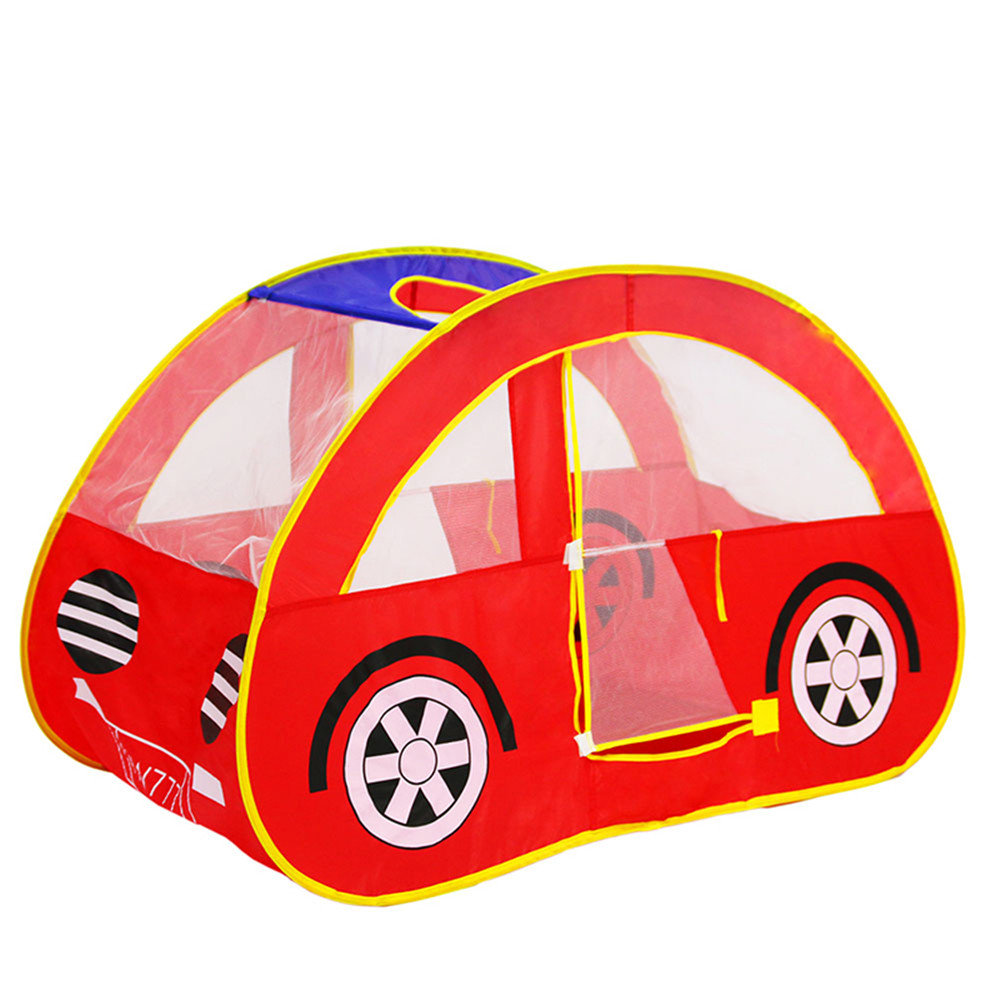 Children's Indoor Game Folding Tent Outdoor Car Toy Game House