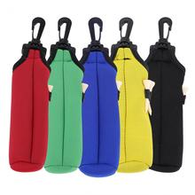 1pcs Small Golf Ball Holder Pouch Bag With Tee Clip Utility Pouch Mini Golf Training Aids Bag Golf Accessories