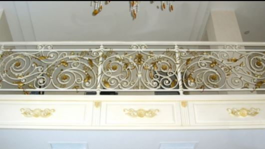 Hench 100 Handmade Forged Custom Designs Wrought Iron Baluster | Wrought Iron Baluster Designs | Rot Iron Staircase | Rod Iron | Metal Rail | Stair Railing | Replacement