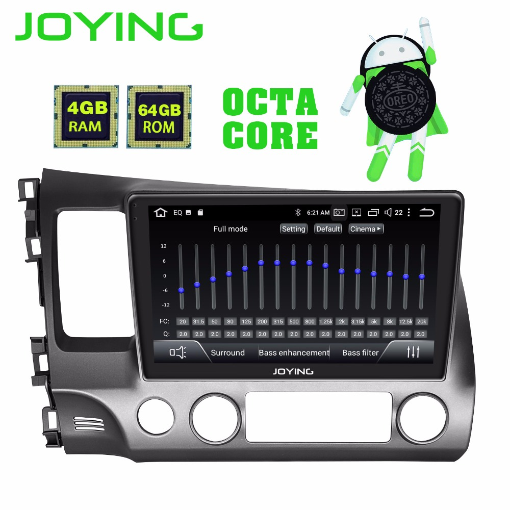 10 1 Octa Core 2Din Android 8 1 Car Radio Stereo GPS Navigation Head Unit For