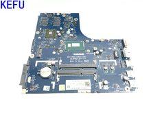 Новый товар KEFU! Материнская плата ZIWB2 / ZIWB3 / ZIWE1 для Lenovo, материнская плата celeron 3558U (совместима с I3 I5 I7