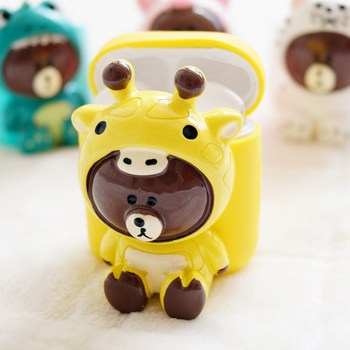Cute Bear AirPod Case Cover