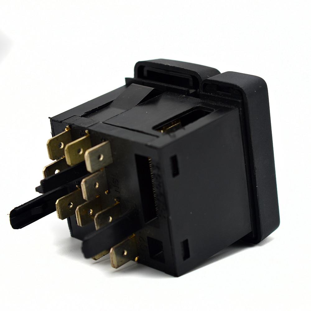 Factory Direct Sale Headlight Lamp Switch For Volkswagen VW Passat B3 B4 Polo Transporter Eurovan T4 357 941 531 , 357941531