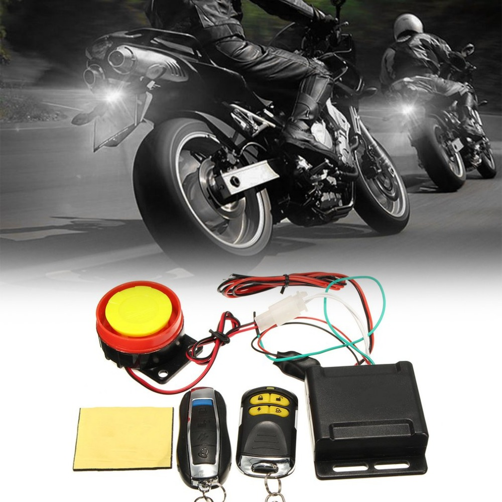 12V Motorcycle Burglar Alarm Motorbike Security System Scooter Motorcycle Anti-Theft Security Alarm System Protection System carchet motorcycle anti theft security alarm system burglar alarm remote control security engine antifurto moto sirena