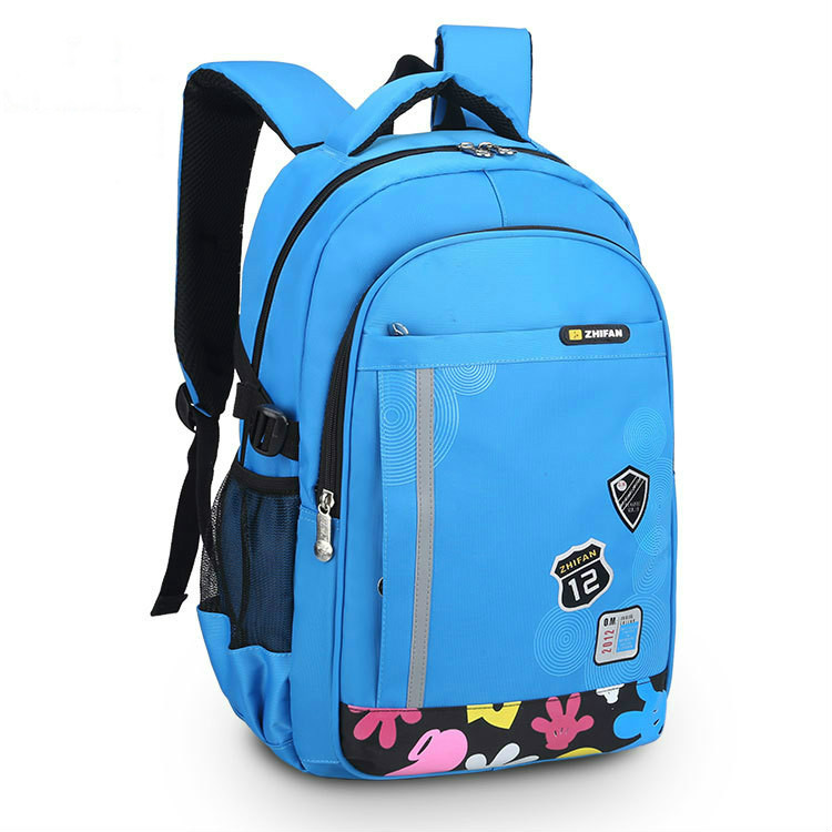 Warterproof children school bags kids orthopedic Backpack schoolbags child School backpacks Boys&Girls Primary School  backpacksWarterproof children school bags kids orthopedic Backpack schoolbags child School backpacks Boys&Girls Primary School  backpacks
