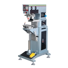 automatic pad printer vertical pad printer machine for one color