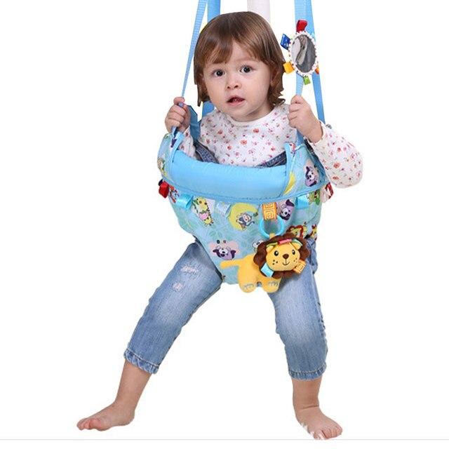 Детские Фитнес-Игрушки/Swing Регулируемая Высота И герметичность Двери Конюшни Зажимы Для Физических Упражнений и Малышей