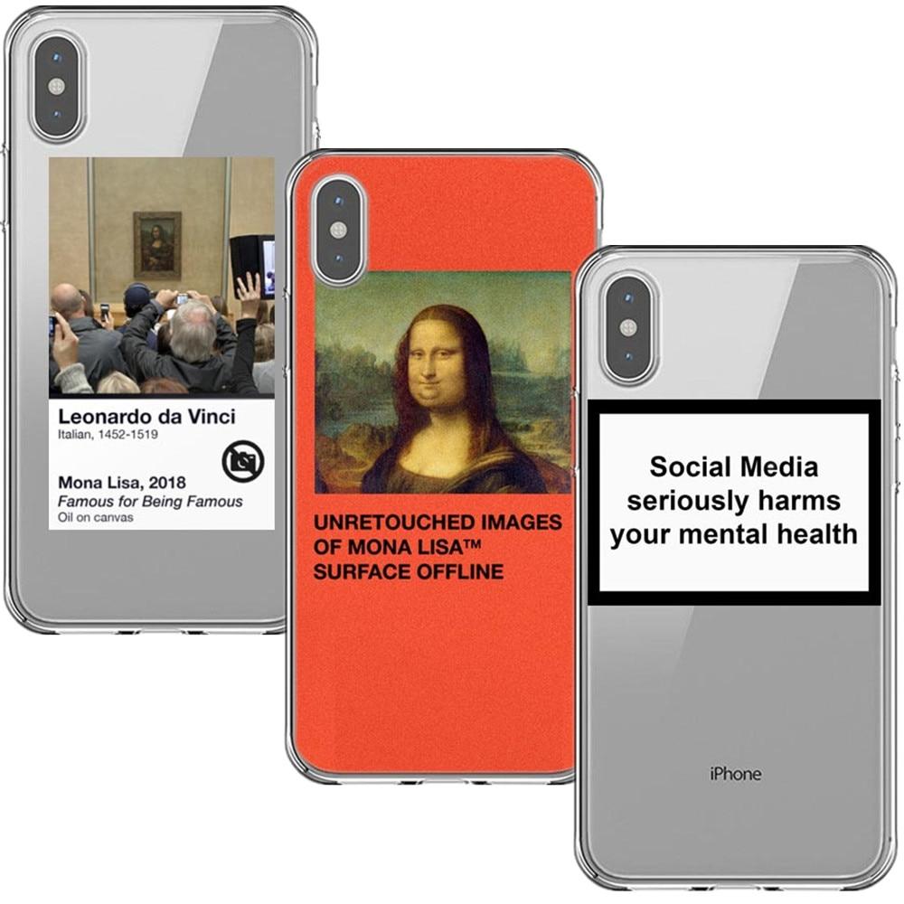 Social Media har alvorlig skade på din mental sundhedstilfælde til iPhone X