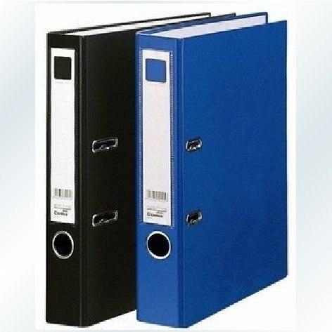 Comix  Lever Arch File A205 Series SIZE:A4   F/C,   Colour Black Blue , Random Color , Free Shipping