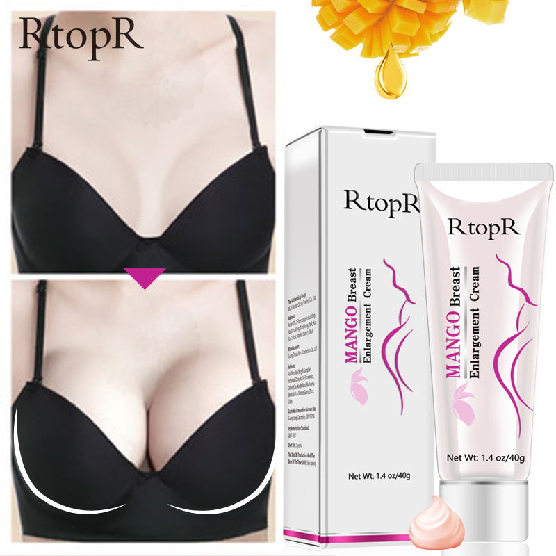 Breast-Enlargement-Cream Lifting Growth-Cream Chest-Care Newest for Women Full-Elasticity