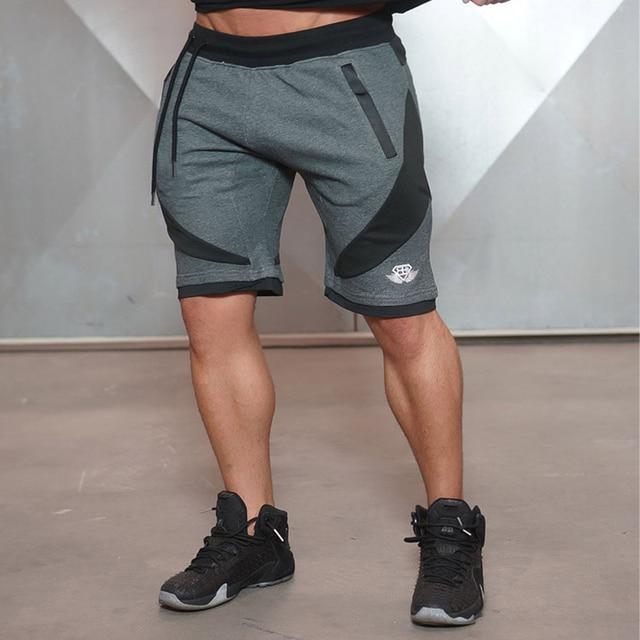 2016 NEW Summer Casual Brand Clothing Boys Shorts Men Jogger