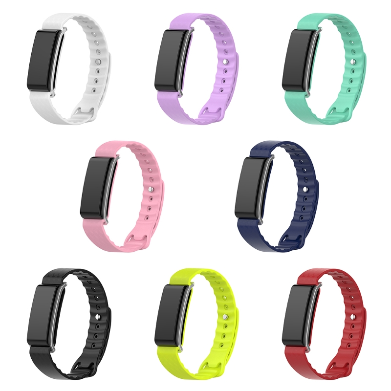 Silicone Replacement Bracelet Band Wrist Strap For Huawei Honor A2 Smart Watch