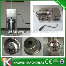 stainless steel 2L manual machine to make churros also produce 3L 5L 7L 8L 10L 12L