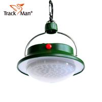 Ultra Bright LED ABS Camping Lantern Army Green Tent Light Hanging Camp Lamp Emergency Light Lamps