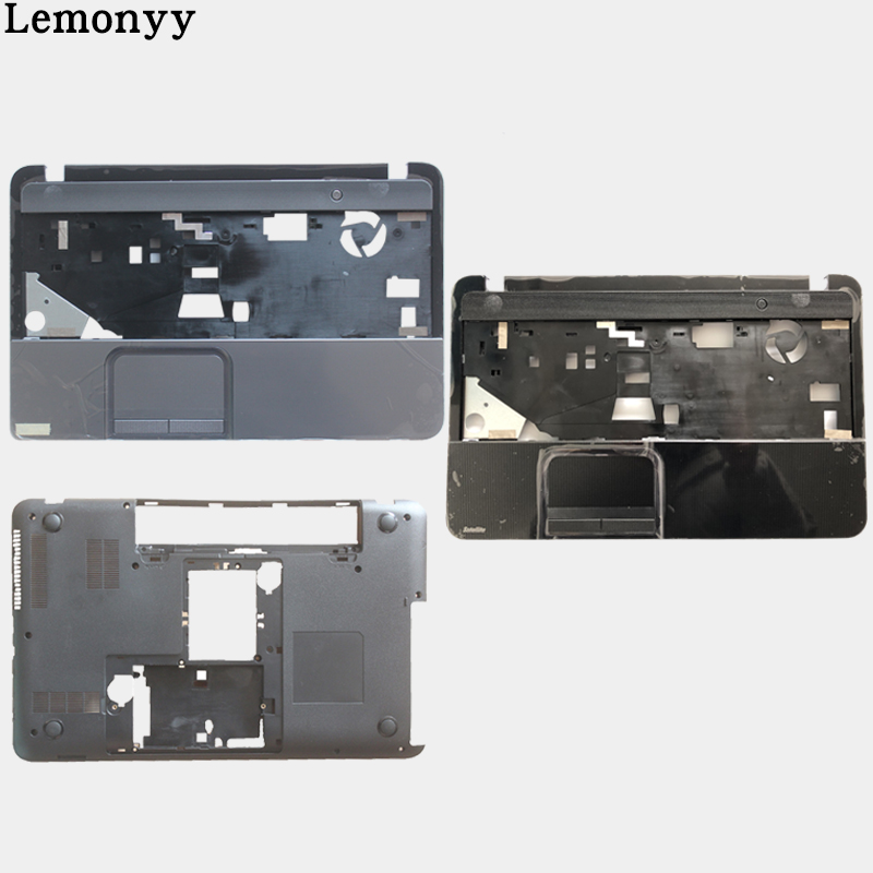 NEW case cover FOR Toshiba Satellite L850 L855 C850 C855 C855D Palmrest COVER without touchpad/Laptop Bottom Base Case CoverNEW case cover FOR Toshiba Satellite L850 L855 C850 C855 C855D Palmrest COVER without touchpad/Laptop Bottom Base Case Cover