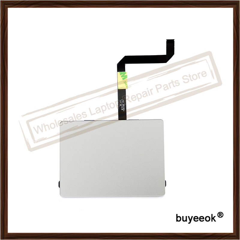 A1369 2011 A1466 2012 Touchpad with Flex Cable for MacBook Air 13 Trackpad wholesale price for macbook air 13 a1466 2013 touchpad trackpad with cable brand new original by dhl fedex