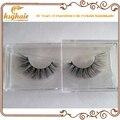 1 Pair Women Makeup 100% Real SILK Thick 3D False Eyelashes Popular Messy Nature Eye Lashes Black Handmade Lashes Extension Z19