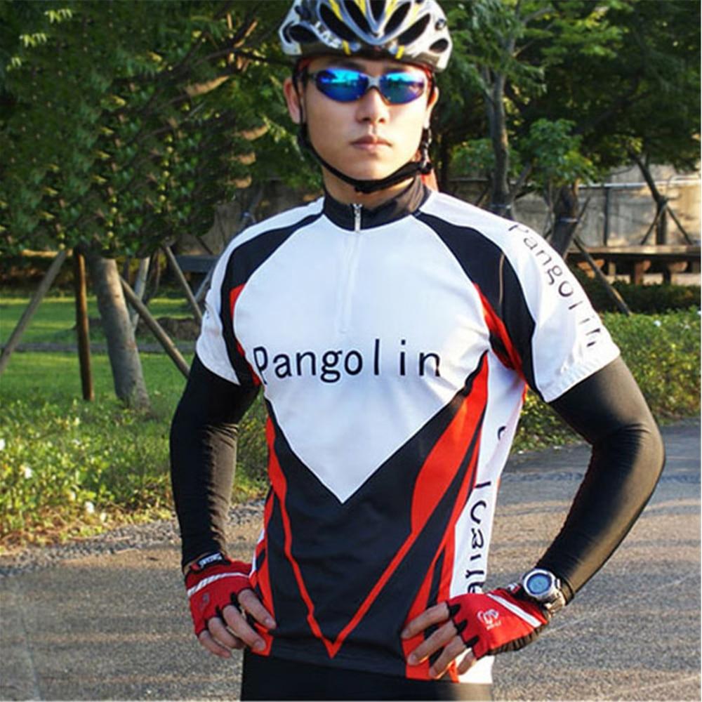 WOSAWE Unisex Manguito Ciclismo UV Velosiped Armwarmers Soyuducu Arm - İdman geyimləri və aksesuarları - Fotoqrafiya 5