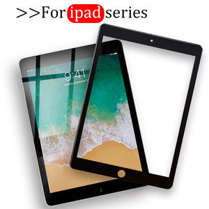 Screen-Protector Tempered-Glass 2-Protective-Film Apple iPad Mini 10D Full for on Curved