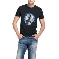 Loo Show Men S Guitar Song Graphic Tee T Shirt M F013